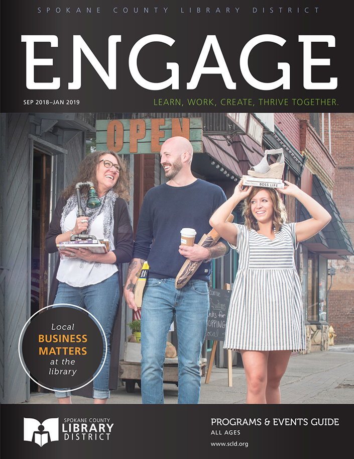 Sept 2018-Jan 2018 Engage Magazine