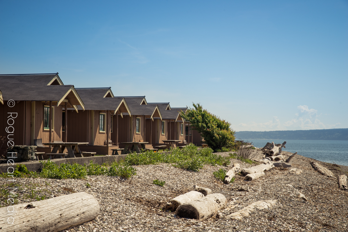cama beach state park cabins
