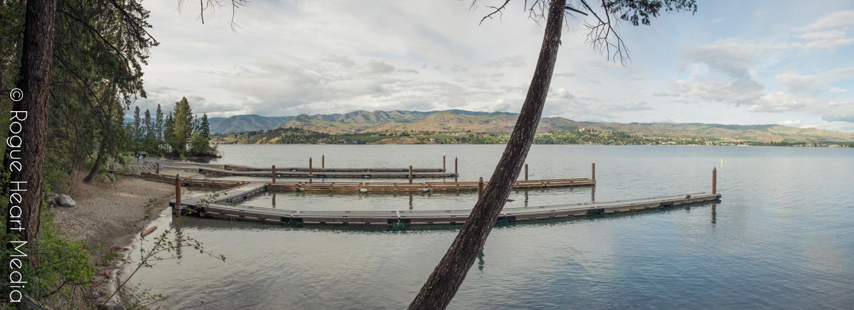 lake chelan Wenatchee River