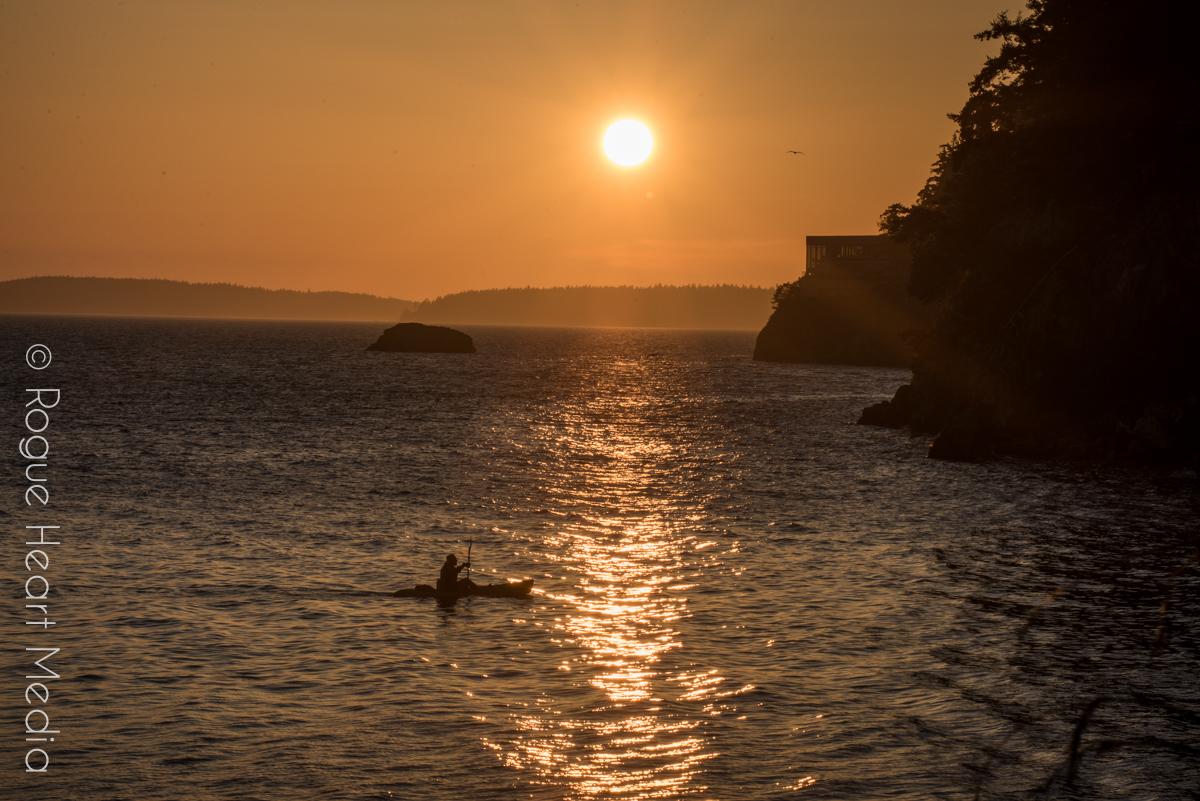larrabee kayaking