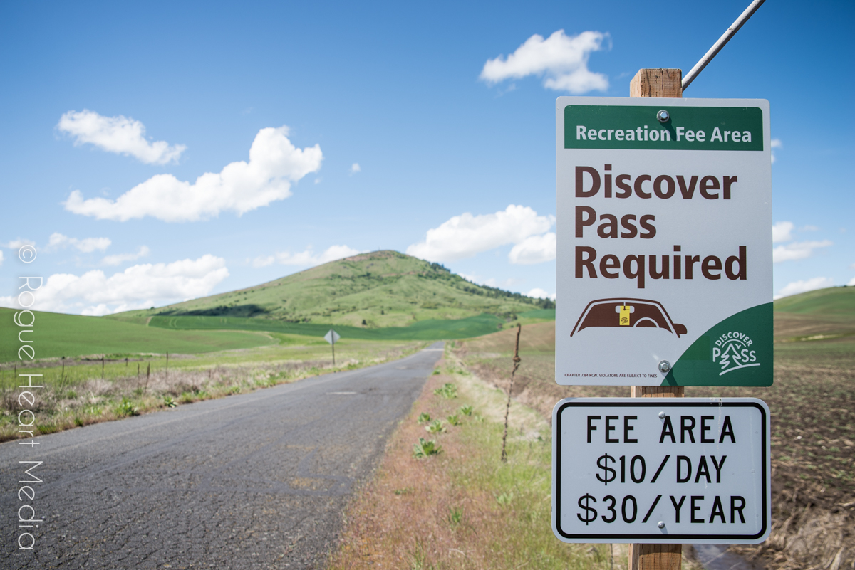 steptoe butte fee area