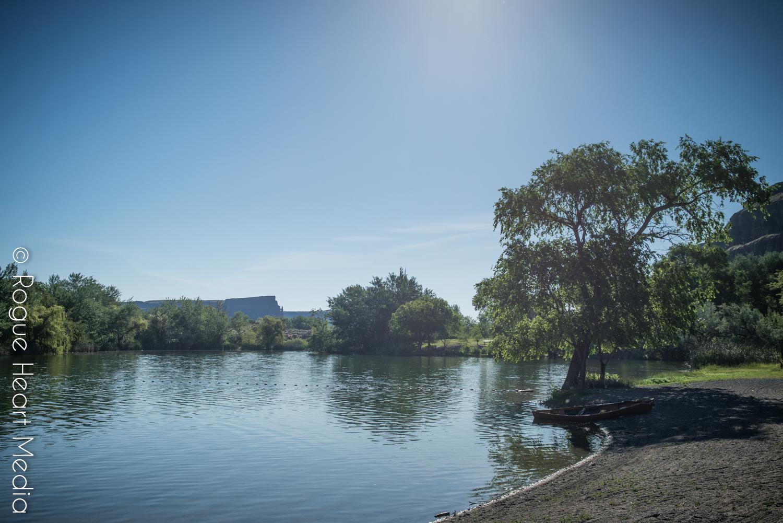 sun lakes Banks Lake